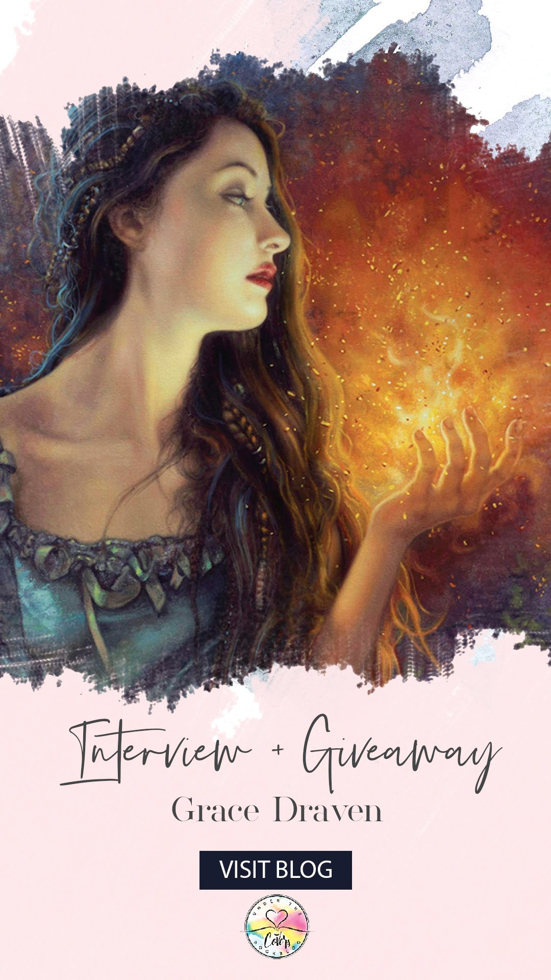 Interview and Giveaway with Grace Draven