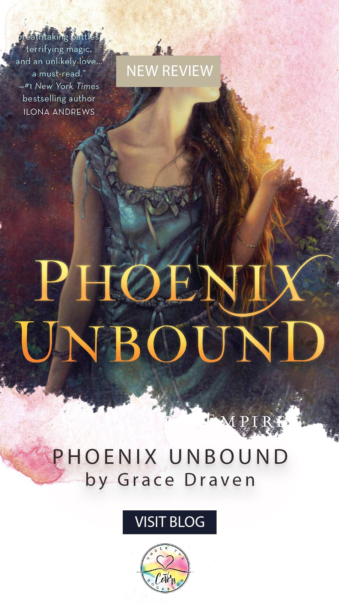 ARC Review: Phoenix Unbound by Grace Draven