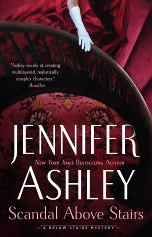 ARC Review: Scandal Above Stairs by Jennifer Ashley