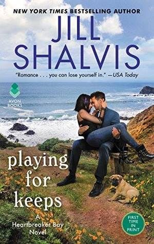 ARC Review: Playing for Keeps by Jill Shalvis