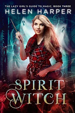 Review: Spirit Witch by Helen Harper