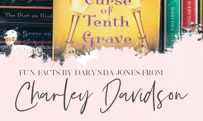 Charley Davidson Re-Read and ARC Giveaway!