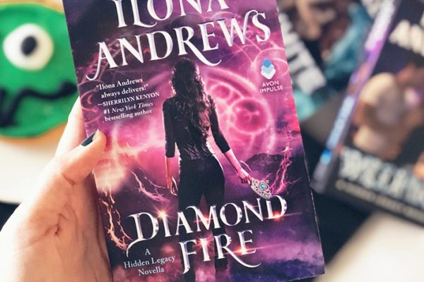 ARC Review: Diamond Fire by Ilona Andrews