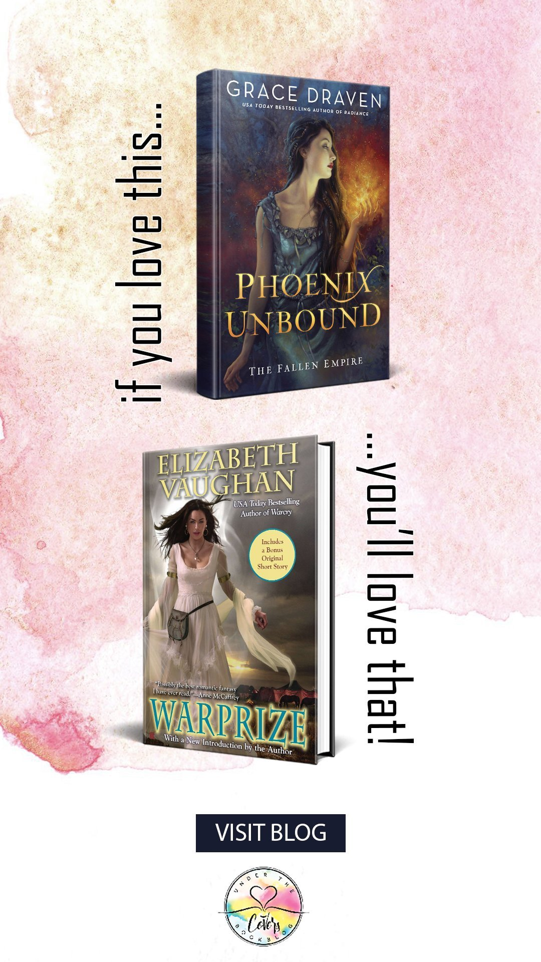 If You Love This…Fantasy Romance
