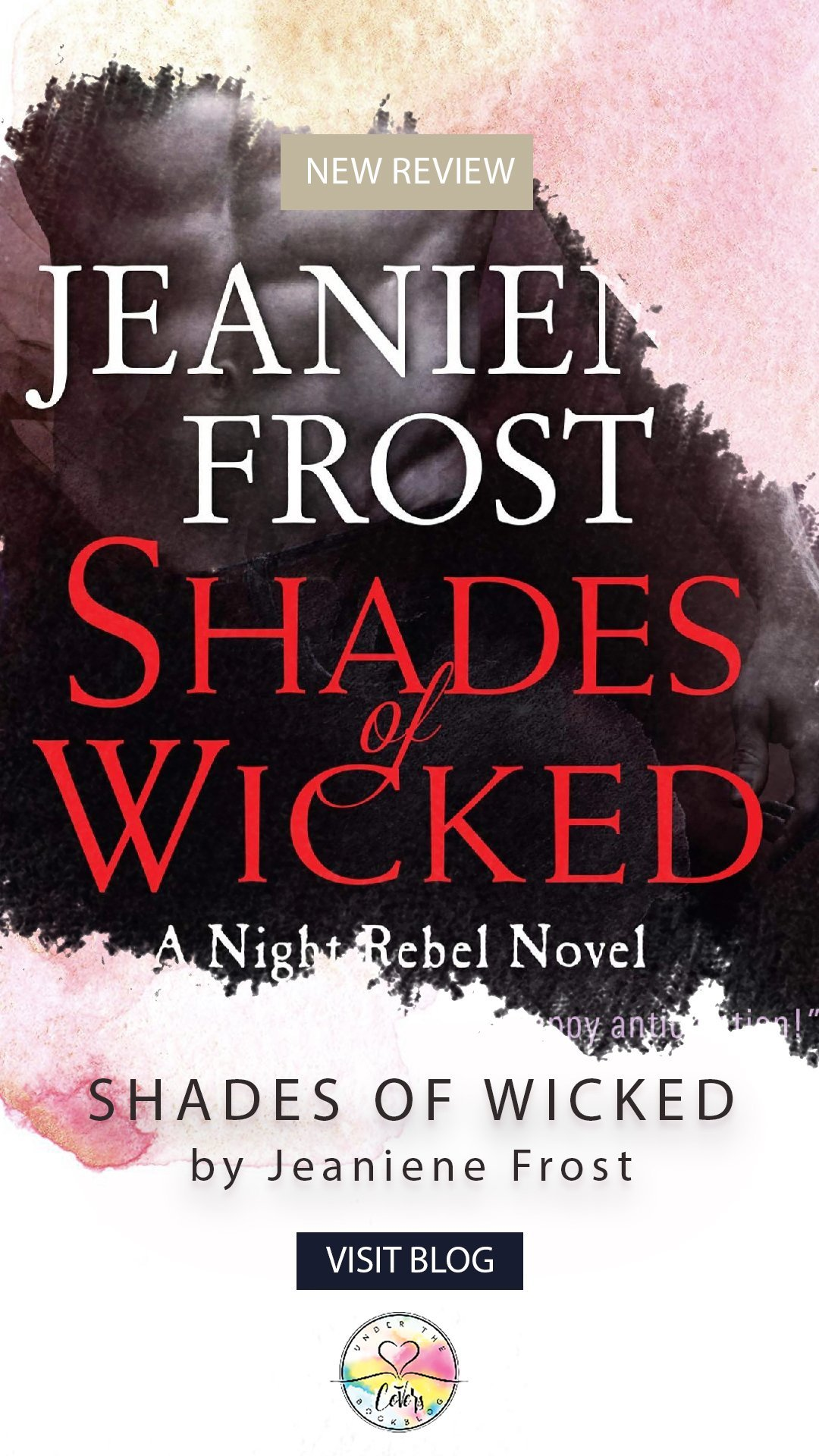 ARC Review: Shades of Wicked by Jeaniene Frost