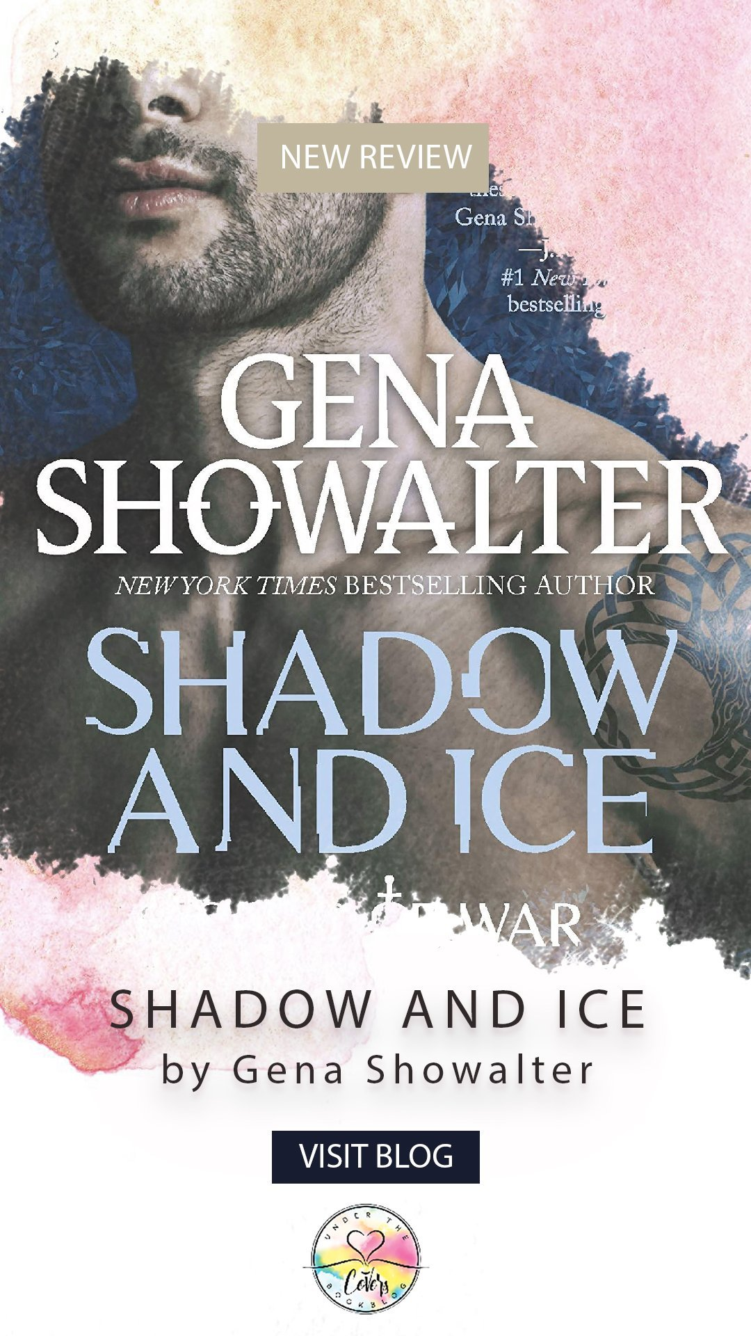 ARC Review: Shadow and Ice by Gena Showalter