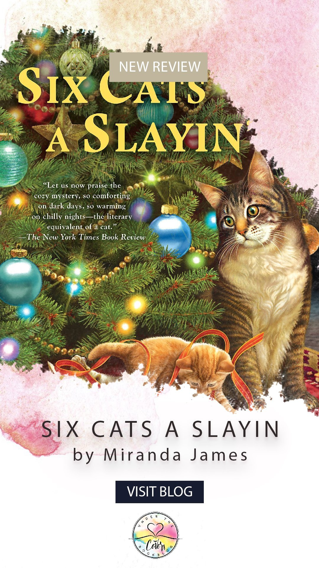 ARC Review: Six Cats a Slayin\' by Miranda James
