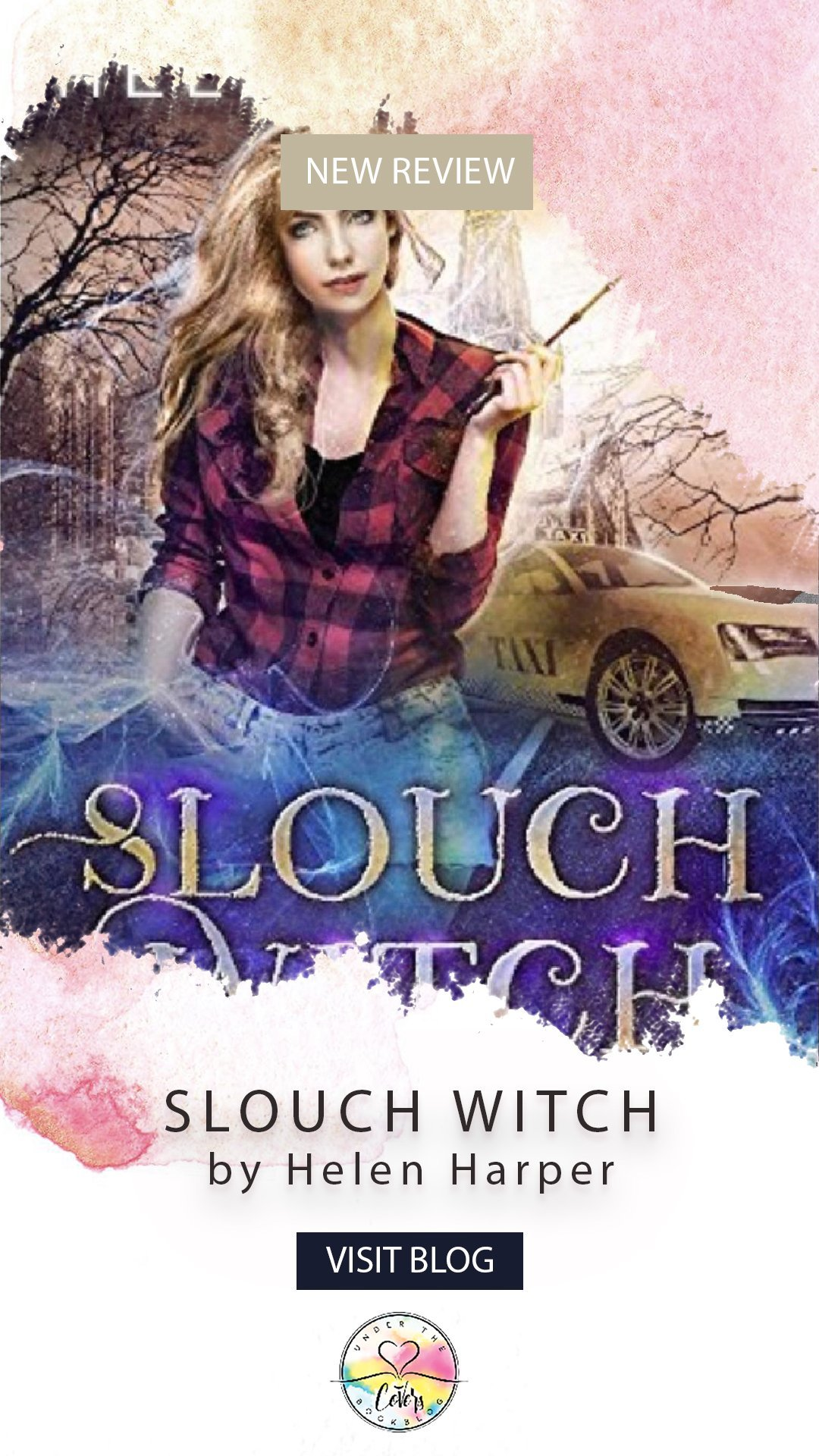 Review: Slouch Witch by Helen Harper