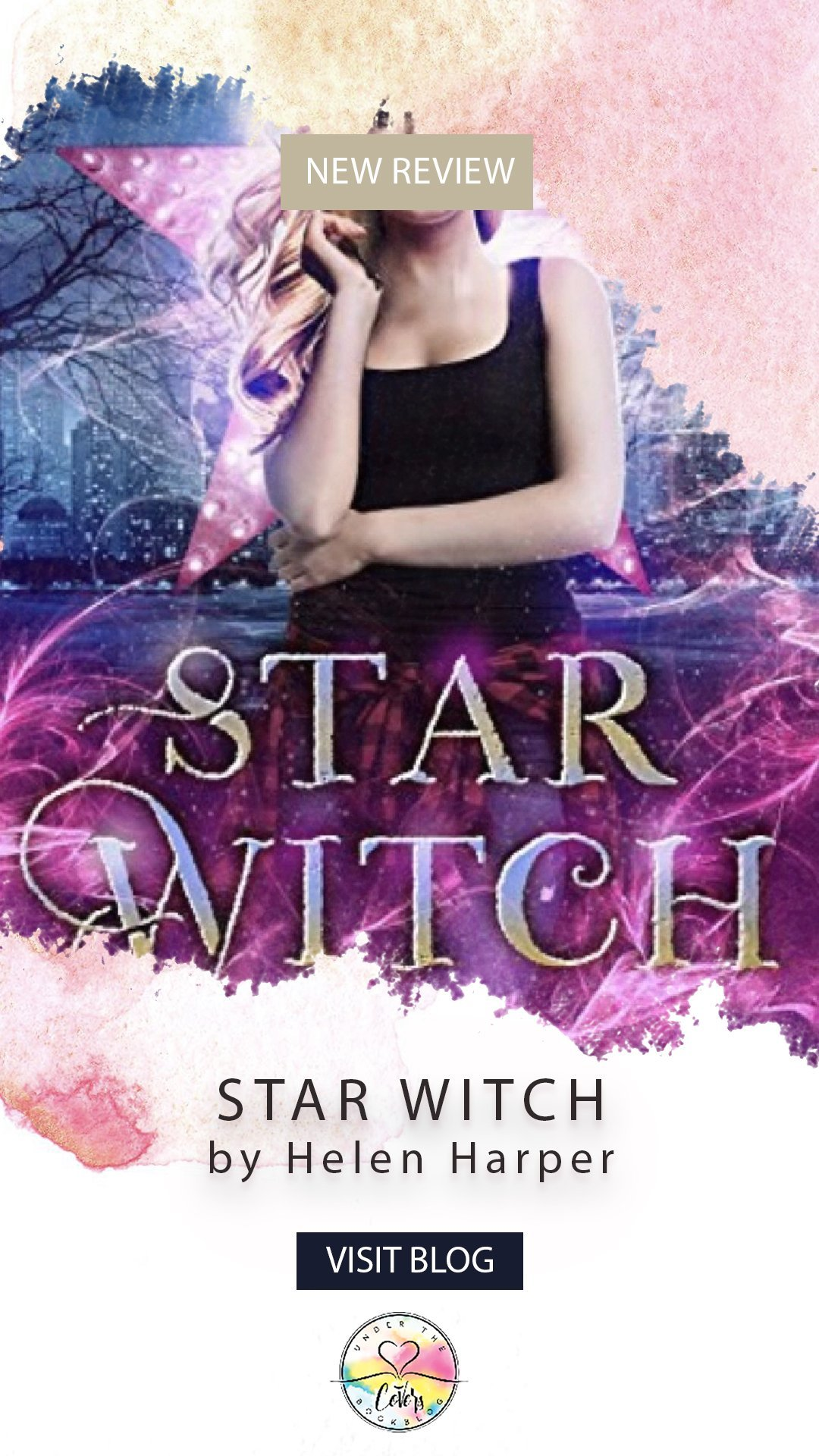 Review: Star Witch by Helen Harper