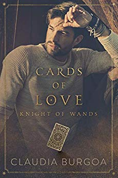 Cards of Love: Knight of Wands by Claudia Burgoa