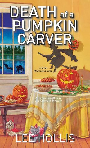 Death of a Pumpkin Carver by Lee Hollis