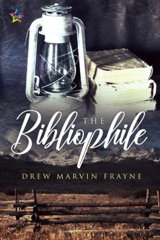 The Bibliophile by Drew Marvin Frayne