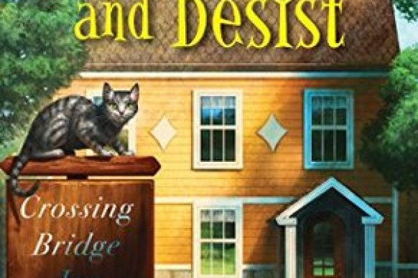 Deceased and Desist by Misty Simon
