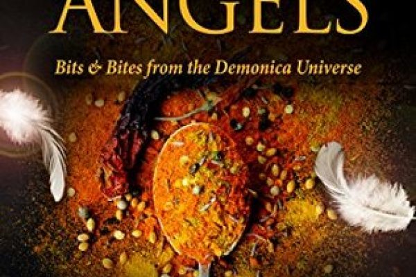 Dining with Angels by Larissa Ione, Suzanne M. Johnson