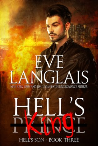 Hell's King by Eve Langlais
