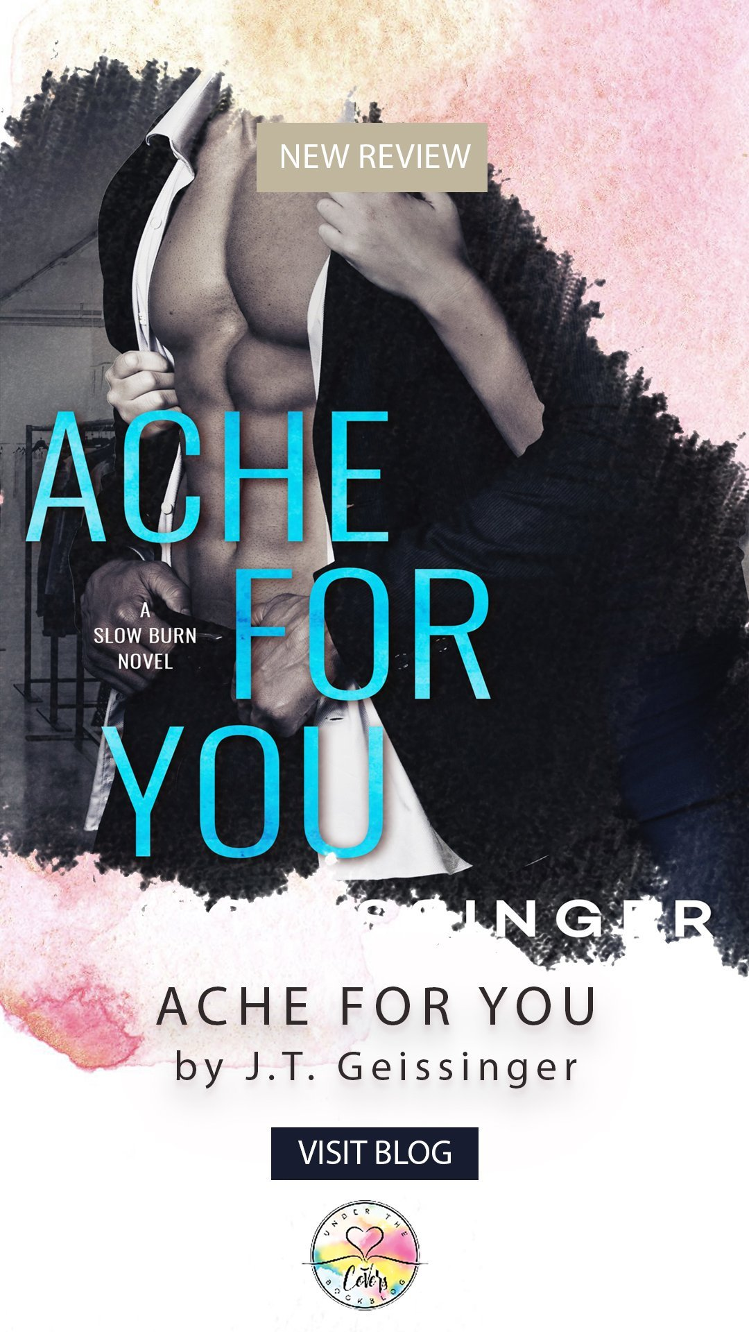 ARC Review: Ache for You by J.T. Geissinger