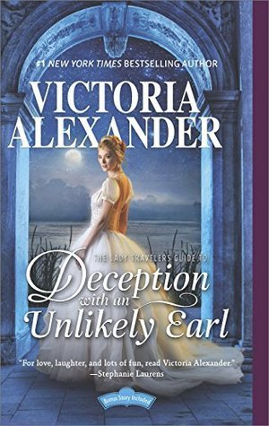 The Lady Travelers Guide to Deception with an Unlikely Earl by Victoria Alexander