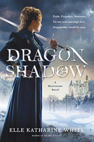 Dragonshadow by Elle Katharine White