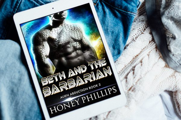 Review: Beth and the Barbarian by Honey Phillips