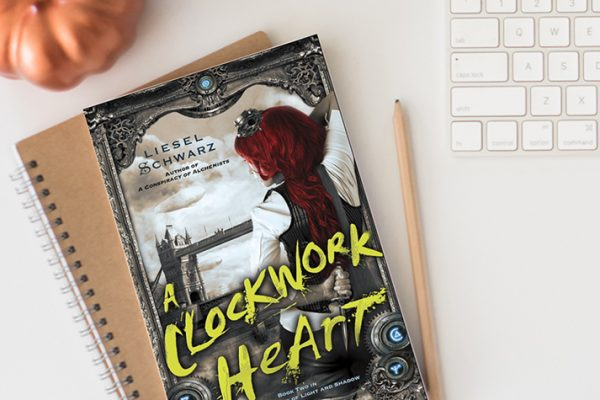 Review: A Clockwork Heart by Liesel Schwarz