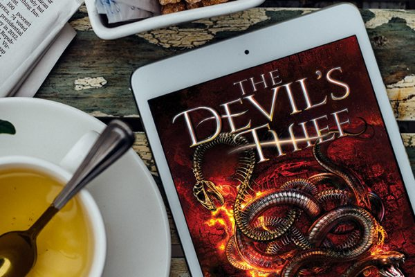 ARC Review: The Devil's Thief by Lisa Maxwell