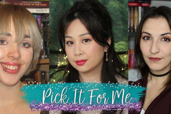Pick It For Me Challenge: November 2018