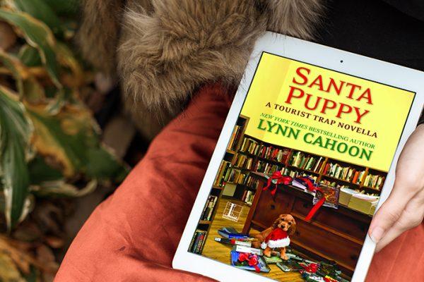 ARC Review: Santa Puppy by Lynn Cahoon