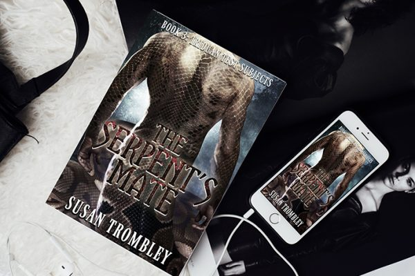 Review: The Serpent's Mate by Susan Trombley