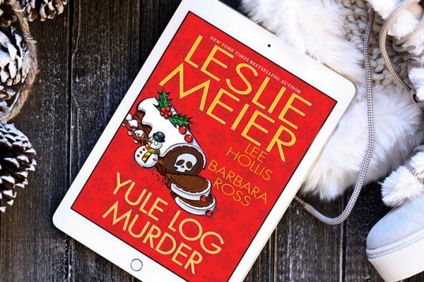 ARC Review: Yule Log Murder by Leslie Meier, Lee Hollis and Barbara Ross