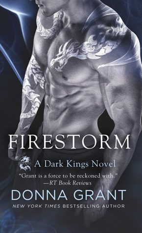 Firestorm by Donna Grant