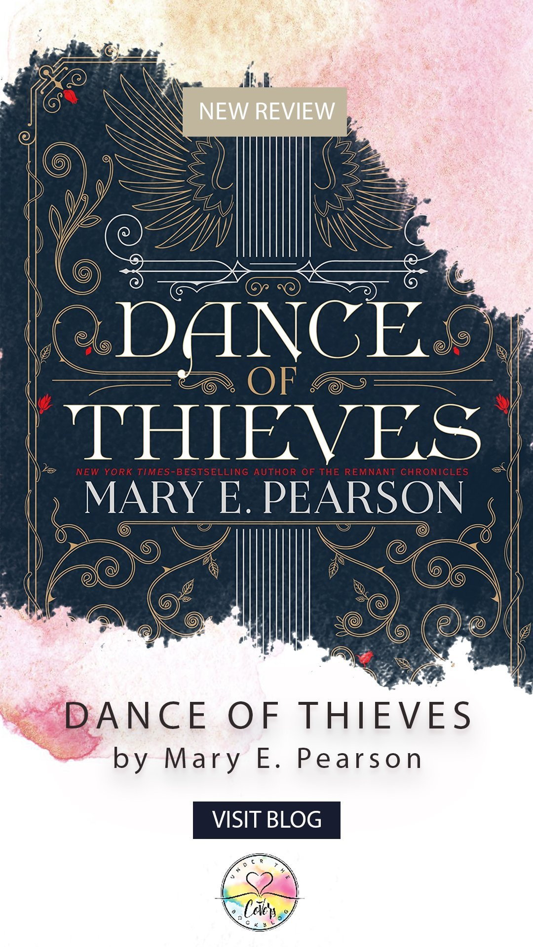 Review: Dance of Thieves by Mary E. Pearson