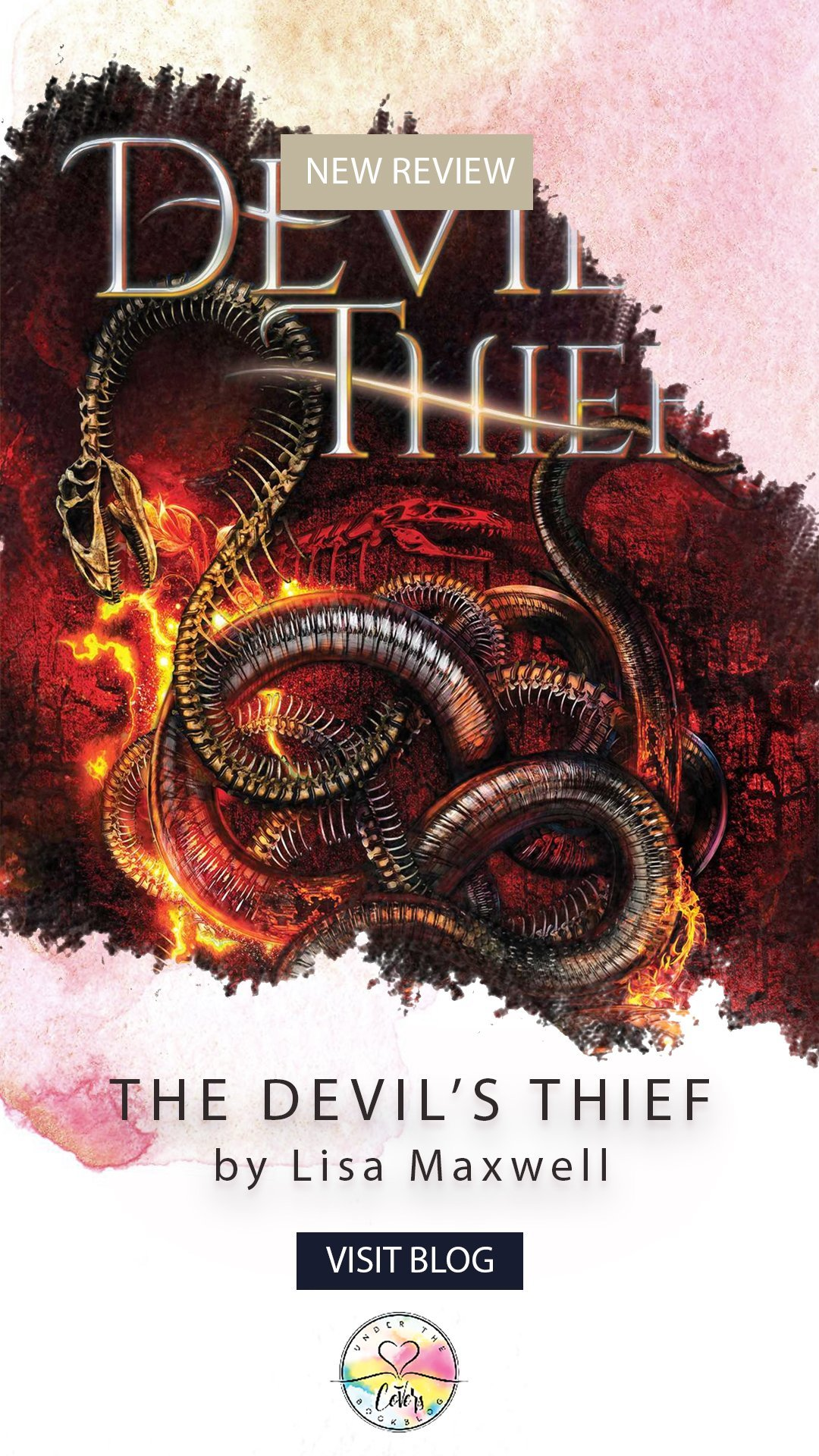 ARC Review: The Devil\'s Thief by Lisa Maxwell
