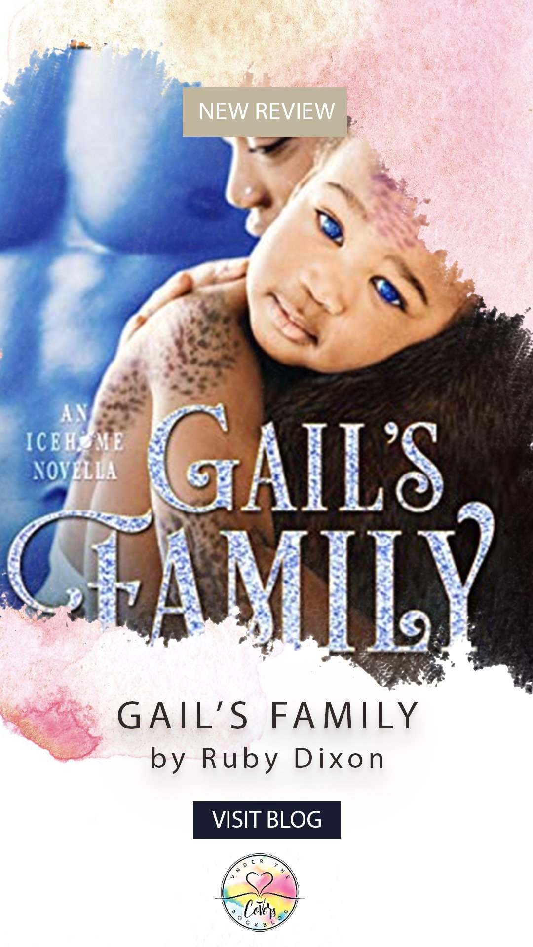 Review: Gail's Family by Ruby Dixon
