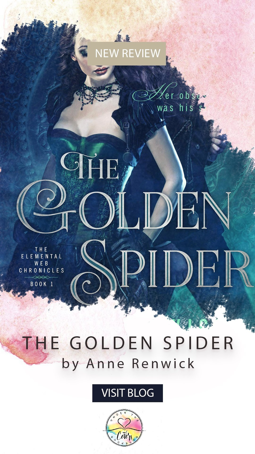 Review: The Golden Spider by Anne Renwick