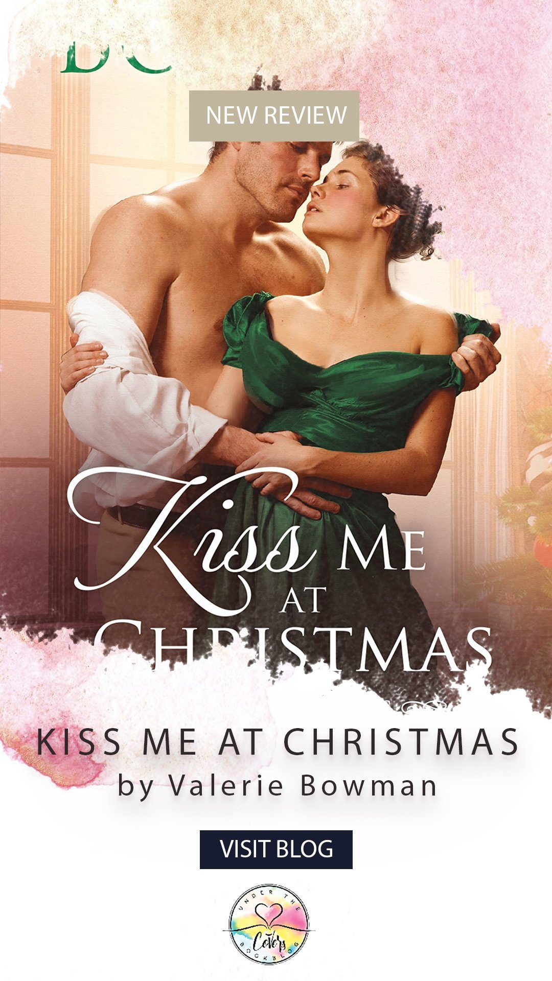 ARC Review: Kiss Me at Christmas by Valerie Bowman