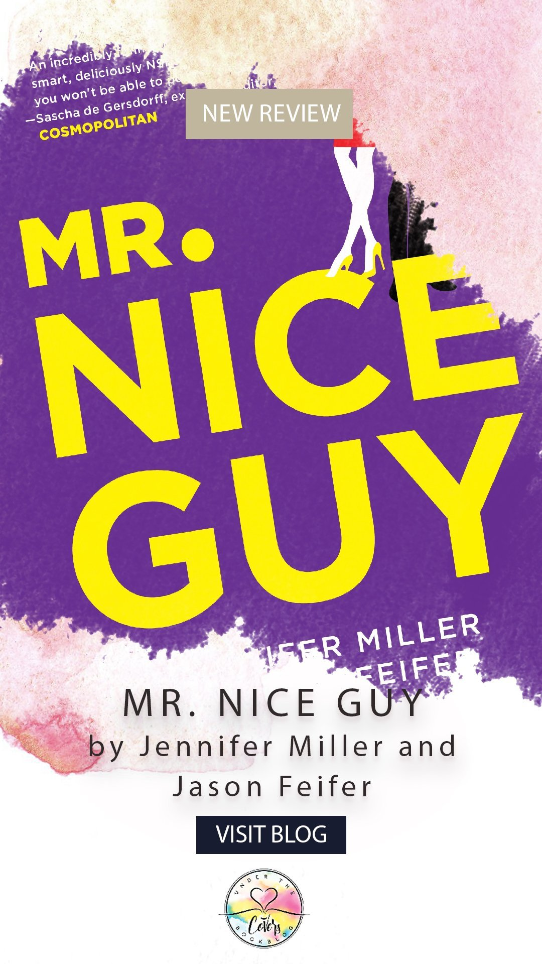 ARC Review: Mr. Nice Guy by Jennifer Miller, Jason Feifer