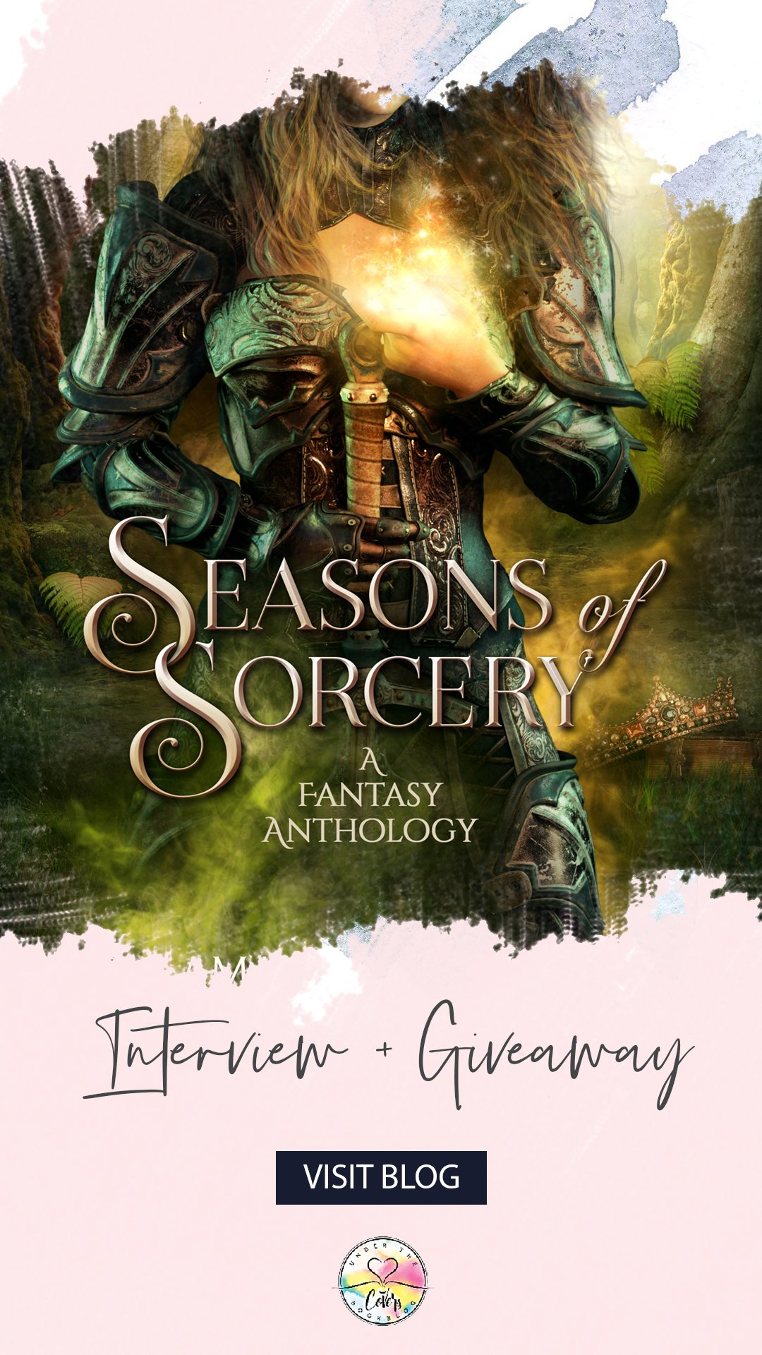 Interview and Giveaway with Amanda Bouchet, Jennifer Estep, Jeffe Kennedy and Grace Draven