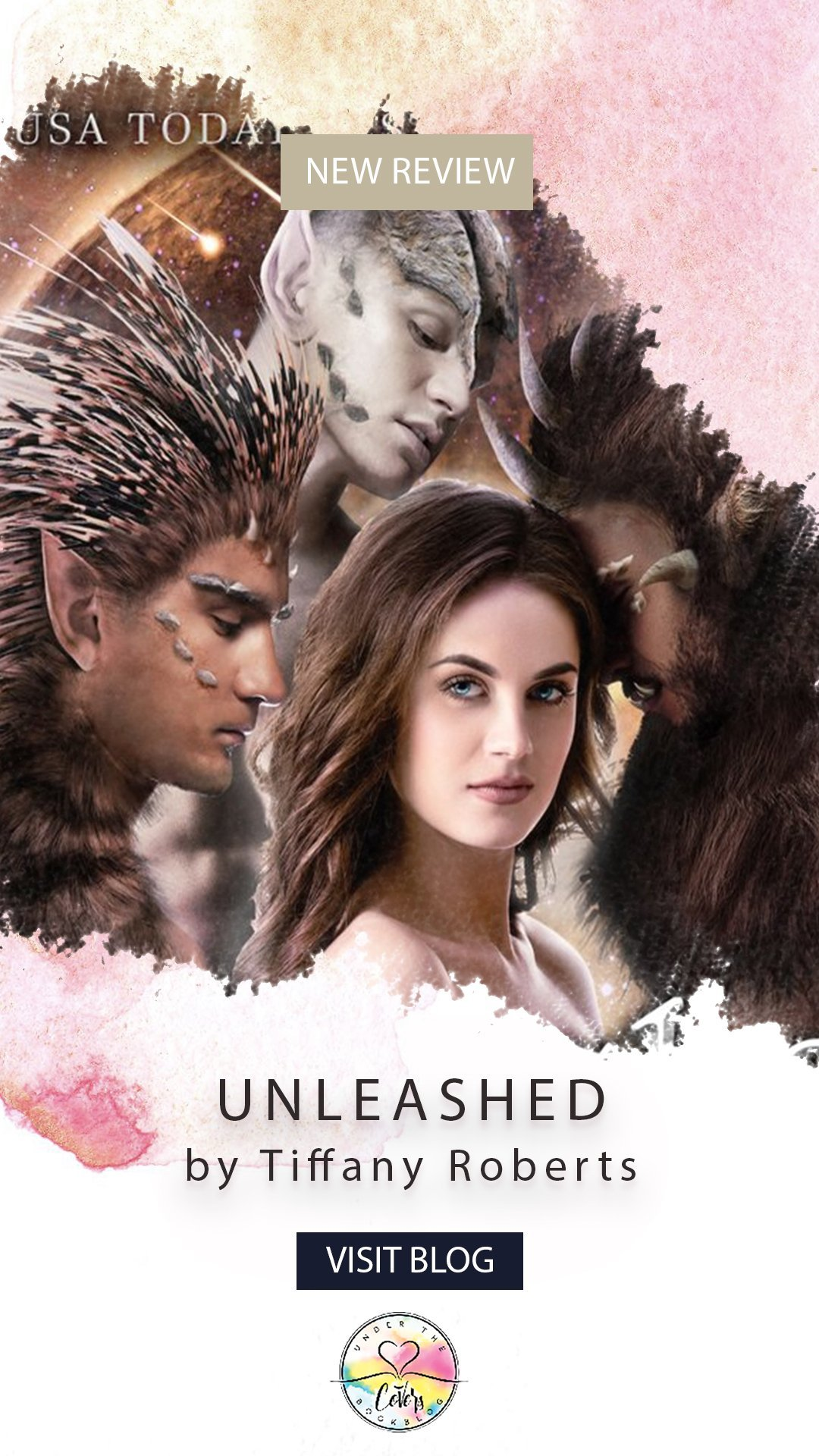 Review: Unleashed by Tiffany Roberts