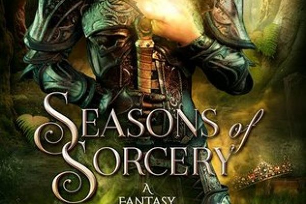 Seasons of Sorcery by Amanda Bouchet, Jennifer Estep, Grace Draven and Jeffe Kennedy