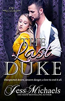 The Last Duke by Jess Michaels