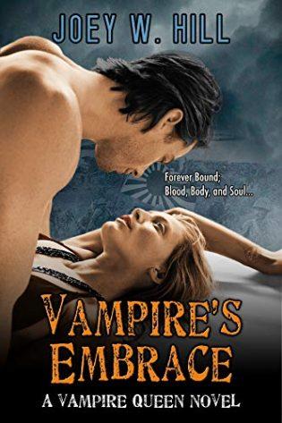 Vampire's Embrace by Joey W. Hill