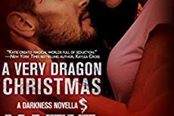 A Very Dragon Christmas by Katie Reus