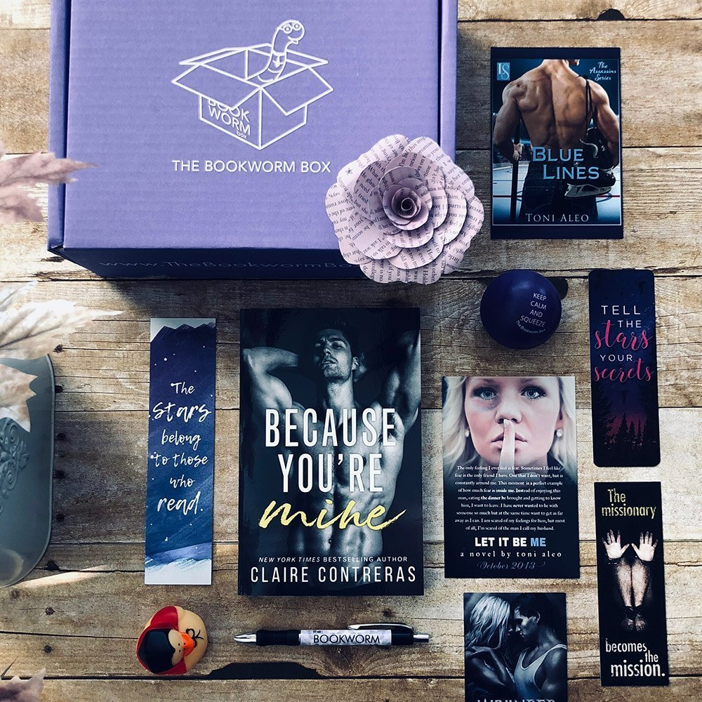 Book Worm Box