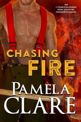 Chasing Fire by Pamela Clare