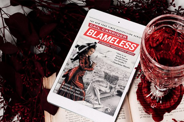 Review: Blameless by Gail Carriger