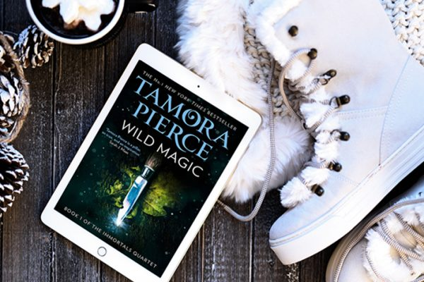 ARC Review: Wild Magic by Tamora Pierce
