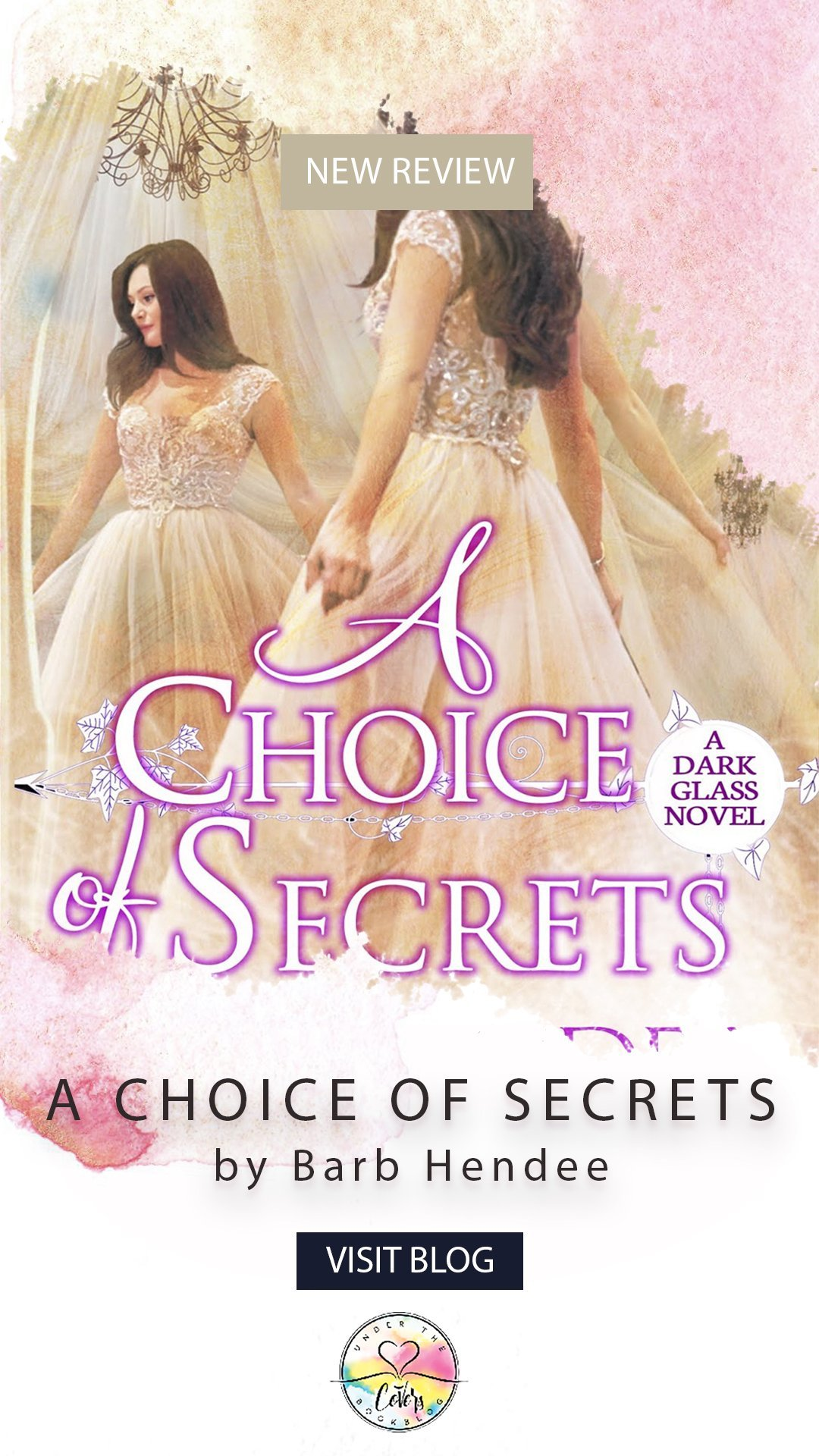 ARC Review: A Choice of Secrets by Barb Hendee