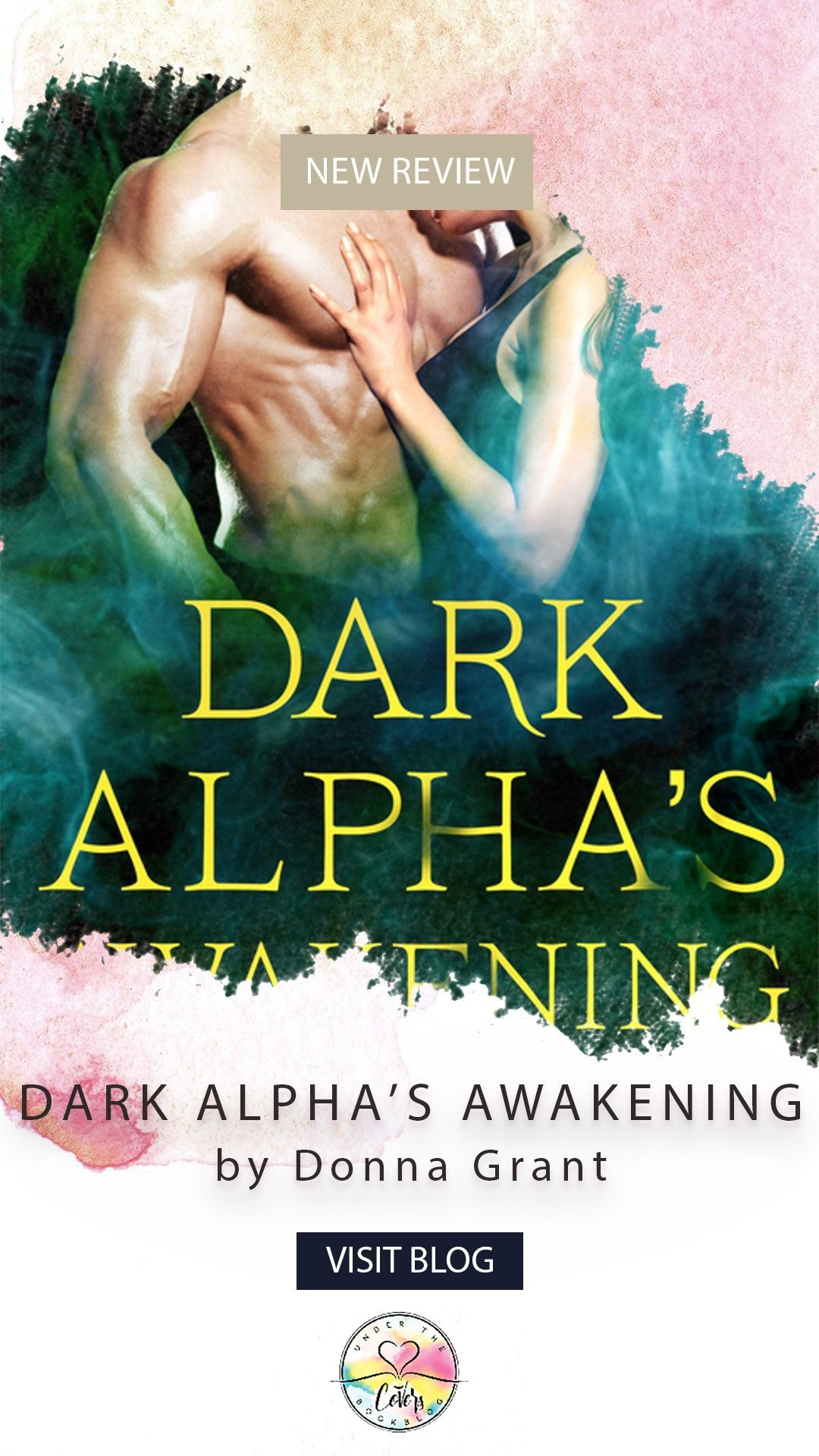 ARC Review: Dark Alpha's Awakening by Donna Grant