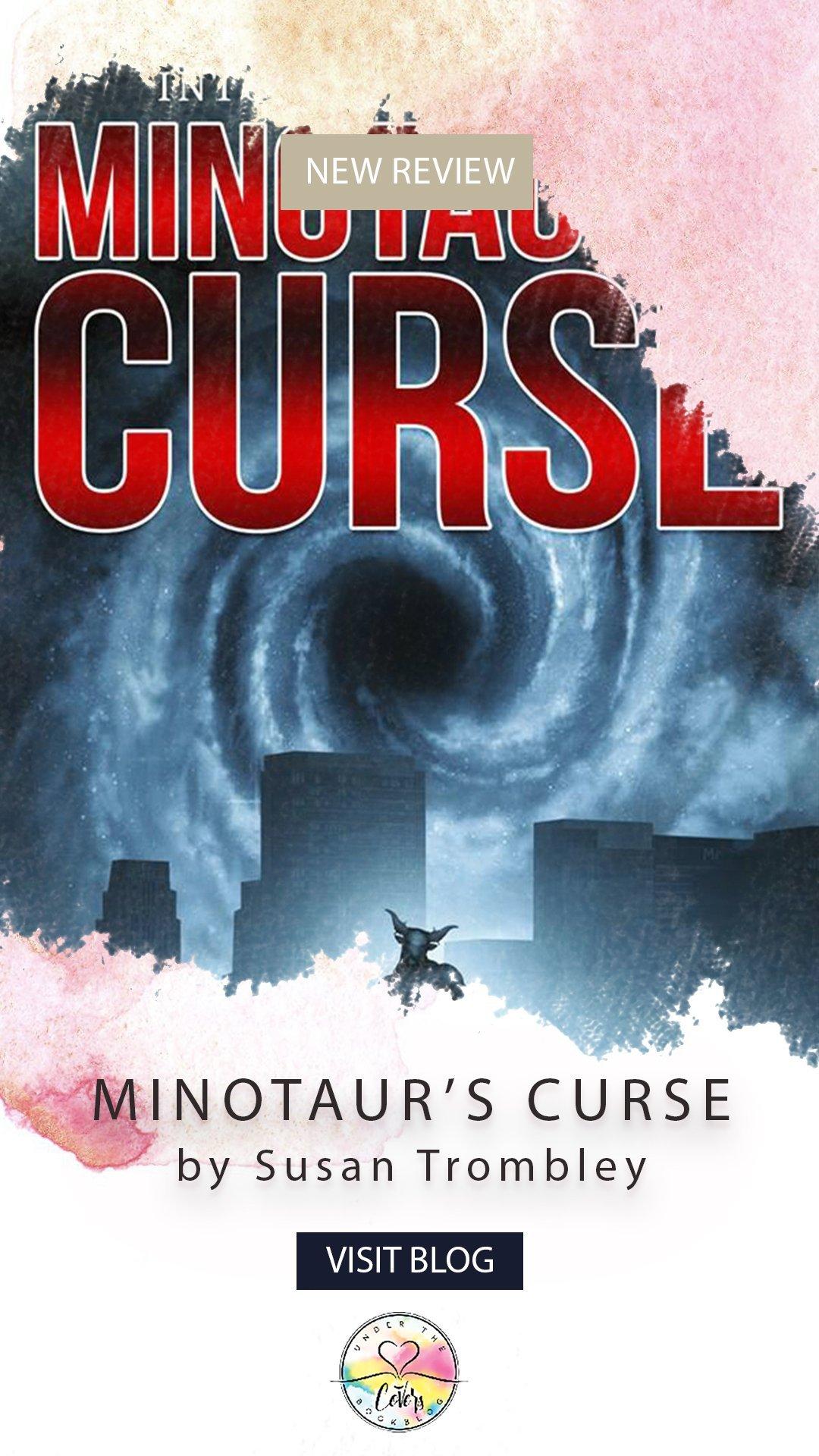 Review: Minotaur's Curse by Susan Trombley
