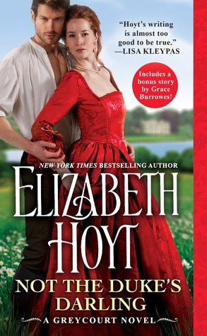 Not the Duke's Darling by Elizabeth Hoyt